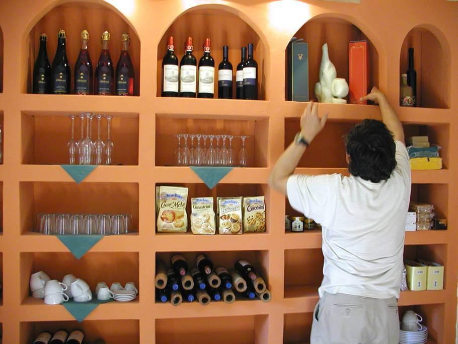 Kleiner Hausladen für Hausgäste. | Ferienwohnungen Müritz - Alte Ziegelei