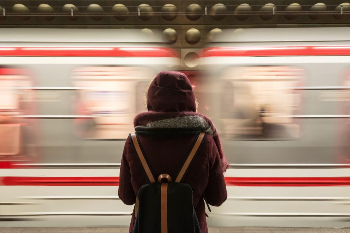 Abholung vom Bahnhof. | Ferienwohnungen Müritz - Alte Ziegelei