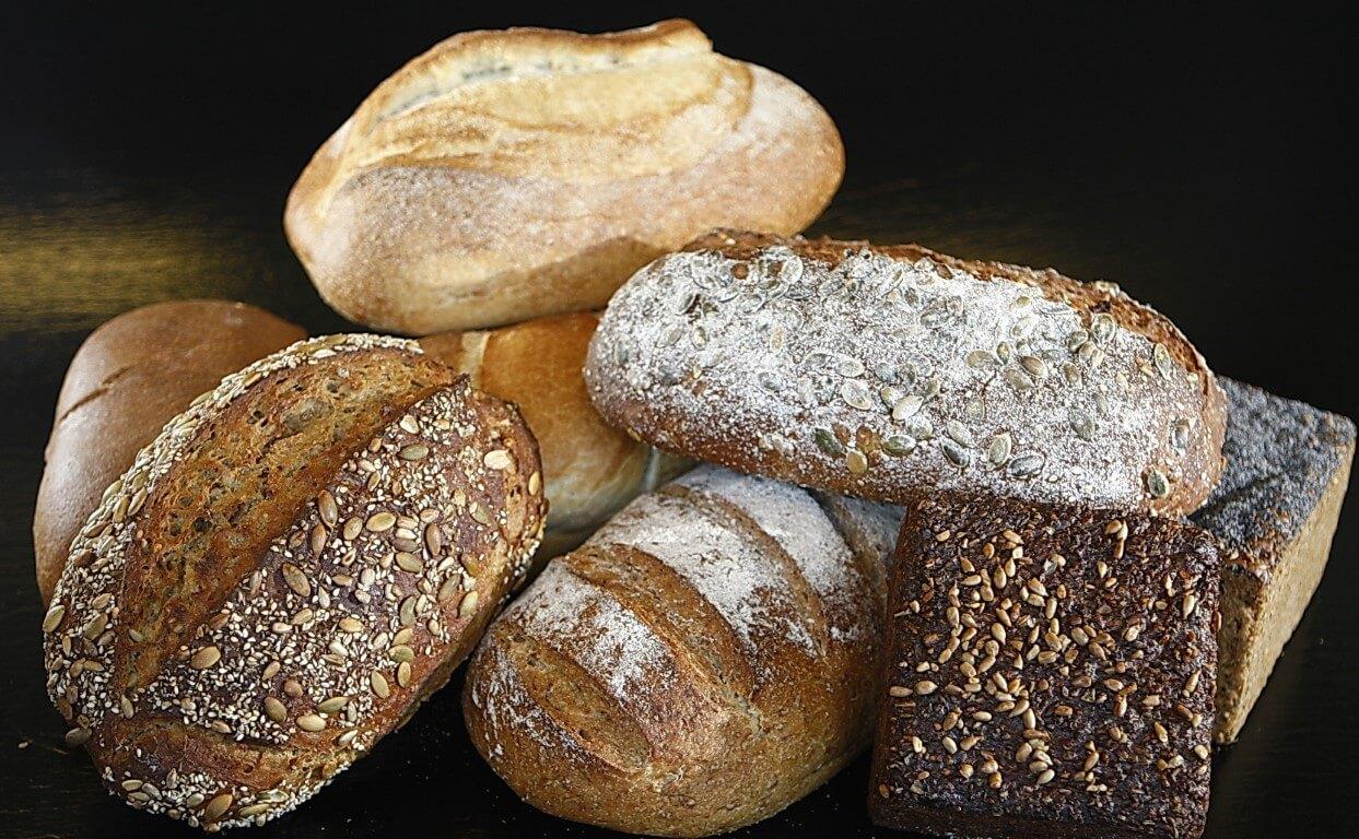 Für Hausgäste backen wir Brot auf Bestellung. | Ferienwohnungen Müritz - Alte Ziegelei