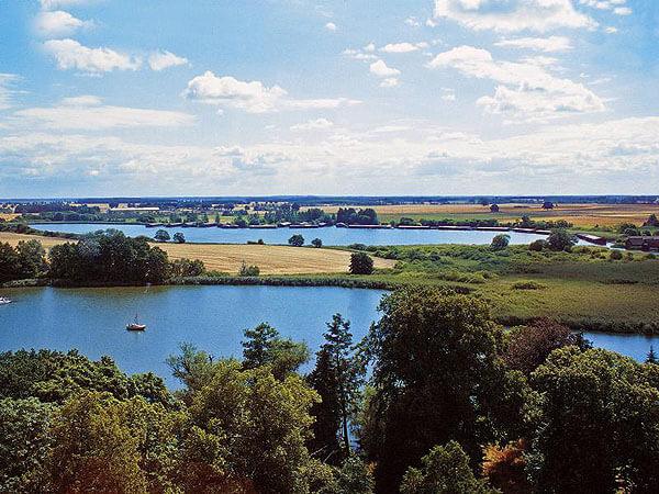 Müritz-Nationalpark. | Ferienwohnungen Müritz - Alte Ziegelei