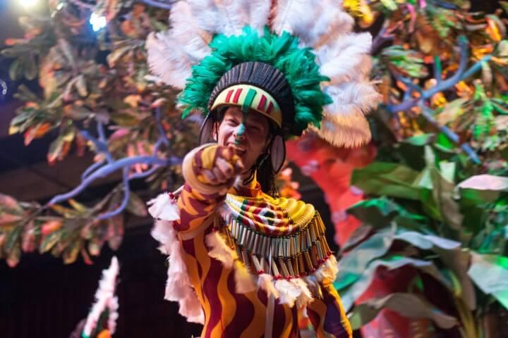 Karneval. | Ferienwohnungen Müritz - Alte Ziegelei