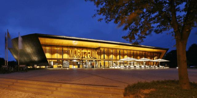 Müritzeum in Waren. | Ferienwohnungen Müritz - Alte Ziegelei